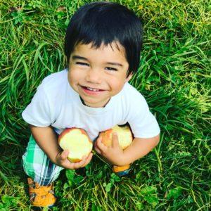 isaiah apples
